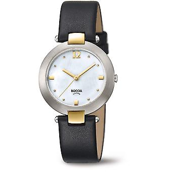 Boccia Titanium 3292-02 naisten Watch