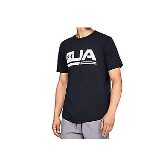 Under Armour Sportstyle Drop Hem 1329617-001 Mens T-shirt