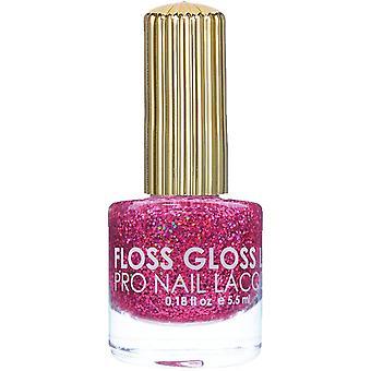 Floss Gloss Nail Lacquer - Second Base 5.5ml (FG030)
