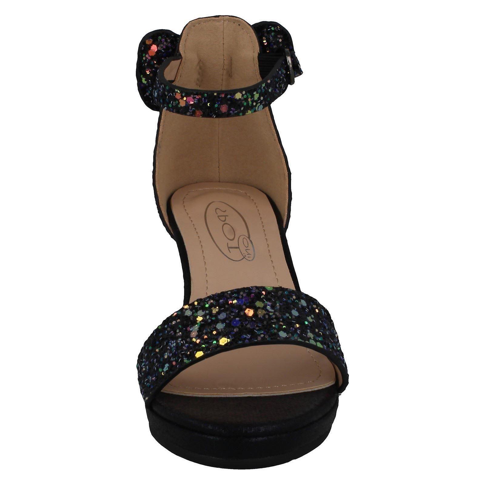 Filles Spot On Mid Heel Sandals H1109