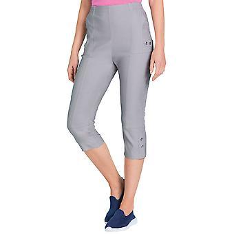 Chums Ladies Stretch Crop Trouser