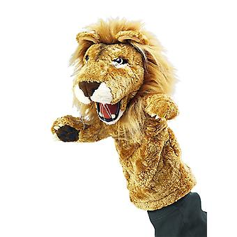 Hand Puppet - Folkmanis - Lion Stage Puppet New Toys Soft Doll Plush 2562