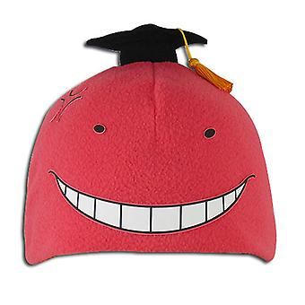 Beanie Cap - Assassination Classroom - Koro Sensei Angry Fleece ge88076