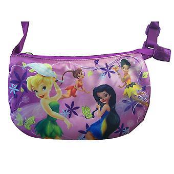Torebka-Disney-Tinkerbell-Purple Group mini torebka torba na rękę nowy 503338