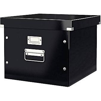 Leitz Suspensión archivo cajas 6046-00-95 negro 1 PC