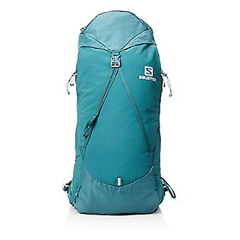 Salomon LC1093400 Out Night 30-5 Backpack with Capacit of 35 l - Blue (Mediterranean) - S/M