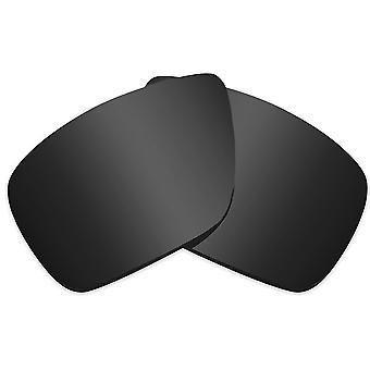 Replacement Lenses for Oakley Dispatch 1 Sunglasses Dark Gray Anti-Scratch Anti-Glare UV400 by SeekOptics