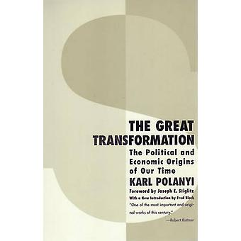 Great Transformation (n.e. 4.02) (2nd) by Karl Polanyi - 978080705643
