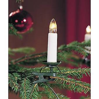 Konstsmide 2032-000 Illuminazione dell'albero di Natale All'interno dell'illuminazione dell'albero di alimentazione No. di lampadine 25 lampadine Chiaro