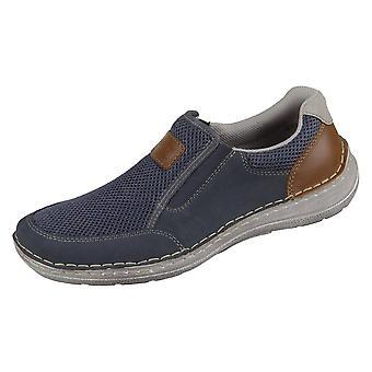 Rieker 0305314 yleinen ympäri vuoden miesten kengät