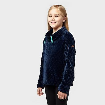 Neue Regatta Girls' Habiba Fleece Navy