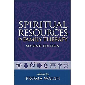 Ressources spirituelles en thérapie familiale