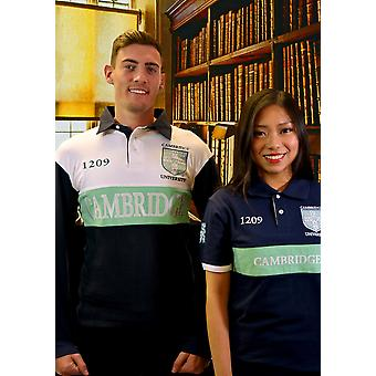 Licensed cambridge university™ unisex polo shirt