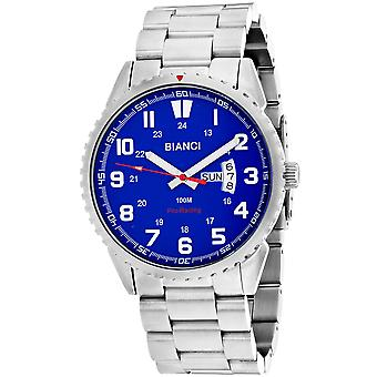 Roberto Bianci Men's Classico Blue Dial Watch - RB70996