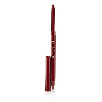 Becca Ultimate Lip Definer - # Fun (warm Fiery Red) - 0.35g/0.012oz