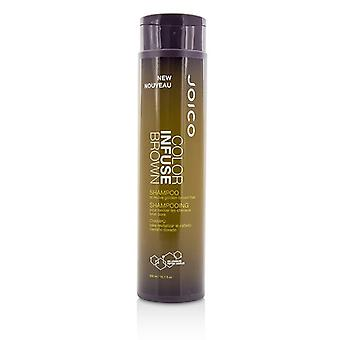 Joico Color Infuse Brown Shampooing (pour Revive Golden-brown Hair) - 300ml/10.1oz