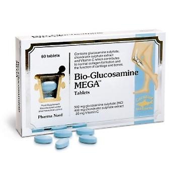 Pharmanord bio-glucosamine Mega 500mg tabs 60