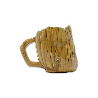 Guardians Of The Galaxy 3D Groot Mug
