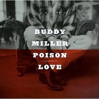 Buddy Miller - Poison Love [CD] USA import