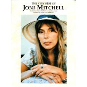 The Very Best of Joni Mitchell  for Piano Voice and Guitar by Joni Mitchell