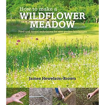How to make a wildflower meadow by HewetsonBrown & James