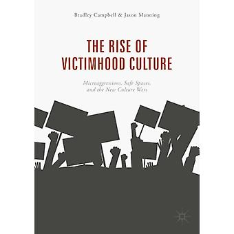 Rise of Victimhood Culture by SantiagoCardona