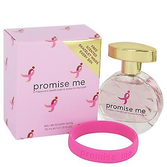 Promise me eau de toilette spray by susan g komen for the cure   540373 30 ml