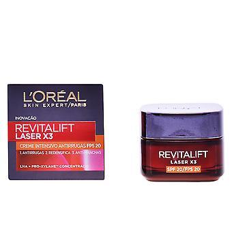 L'Oréal Paris Revitalift Laser Crema Día Spf20 50 Ml donna