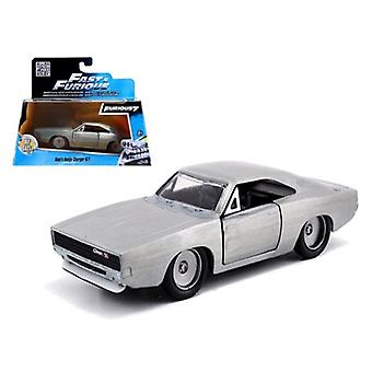 Dom\'S Dodge Charger R/T Bare Metal \Fast & Furious 7\ Movie 1/32 Diecast Model Car By Jada
