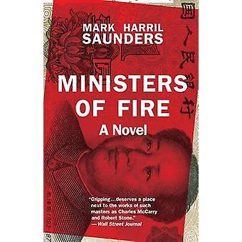 Ministers van Vuur door Mark Harril Saunders