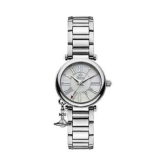 Vivienne Westwood Vv006pslsl Orb Silver armband damklocka