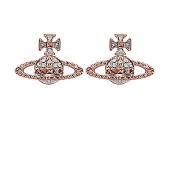 Vivienne Westwood Accessoires Mayfair Bas Relief Boucles d'oreilles