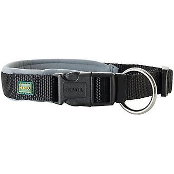 Hunter Collar Neopren Vario Plus Black and Grey
