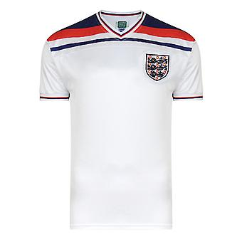 Engeland FA Mens officiële 1982 World Cup finale Replica voetbalshirt