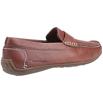 Hush Puppies Roscoe Slip On Shoe Brown