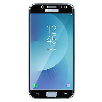 Screen protector for Galaxy J5 2017, Tempered Glass with black edges