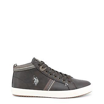 . ארה ב פולו אסאן גברים מקוריים סתיו/נעלי חורף-צבע חום 32060