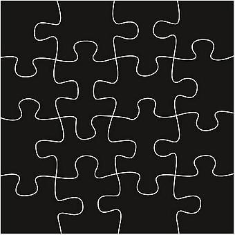 Marianne Design Craftables Cutting Dies - Puzzle CR1342
