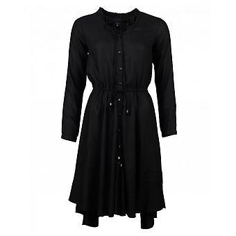 Nu Denmark Sequin Back Shirt Dress