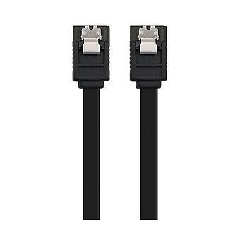 SATA III kabel NANOCABLE 10.18.1001-BK zwart (0,5 m)