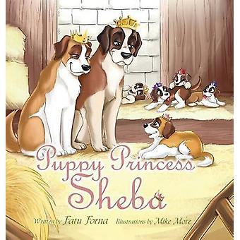 Puppy Princess Sheba by Forna & Fatu