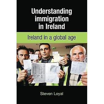 Begrip immigratie in Ierland staat kapitaal en arbeid in een wereldwijde tijd door loyale & Steven