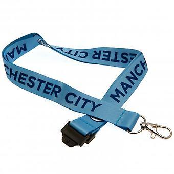 Manchester City Lanyard