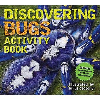 Discovering Bugs Activity Book by Cider Mill Press - 9781604338461 Bo