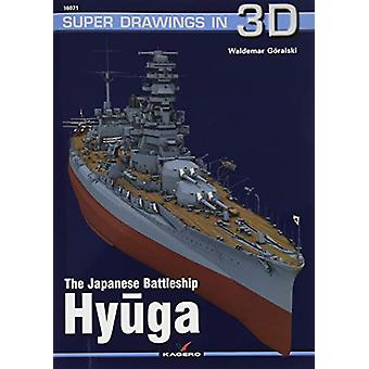 The Japanese Battleship Hyuga by Waldemar Goralski - 9788366148437 Bo