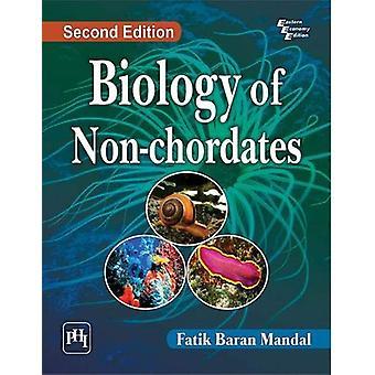Biology Of Non-Chordates by Fatik Baran Mandal - 9789387472006 Book