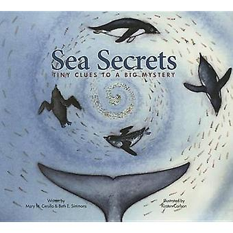 Sea Secrets - Tiny Clues to a Big Mystery by Mary M. Cerullo - Beth E.