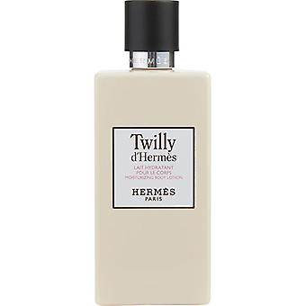 Twilly D'Hermes Moisturizing Body Lotion 200ml/6.7oz