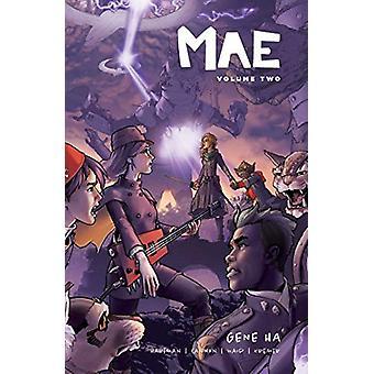 Mae Vol. 2 by Gene Ha - 9781549302800 Book