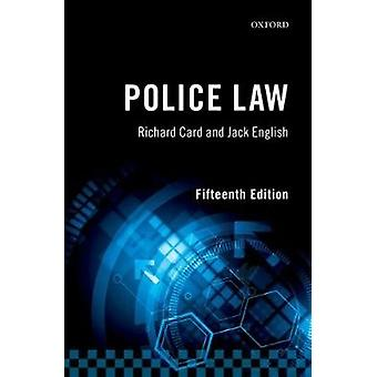 Ley policial de Richard Card